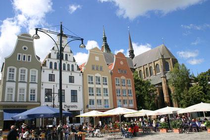 Hansestadt Rostock Markt